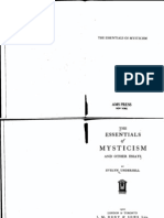 Underhill,Evelyn - The Essentials of Mysticism