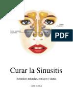 Curar La Sinusitis