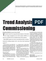 Trend Analysis for Commissioning (ASHRAE)