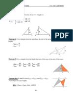 Chapter 34 Area Method