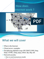Lecture01 Internet