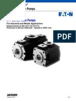 Vicker Pumps Specsx708
