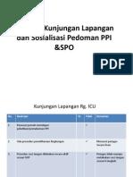Program Sosialisasi Spo & Pedoman Ppirs Revisi