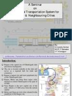 Regional Transportation System
