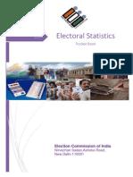 Electoral Statisitics Pocket Book 2014