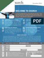 Dec Monthly Bulletin