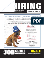 The Job Guide Volume 26 Issue 25