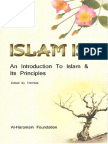 Islam is an Introduction to Islam and Its Principles