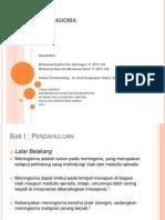 Presentasi Referat Meningioma