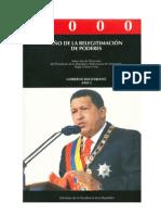 CHAVEZ H - Discursos 2000
