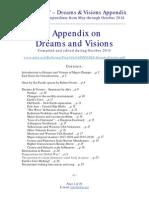 Final Call APPENDIX DreamsVisions