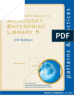 Developer's Guide to EnterpriseLibrary 5 RC