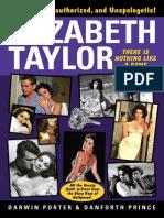 Liz Taylor biographty