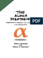 The Alpha Strategies - Alan W. Kennedy
