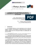 A arguição de descumprimento de preceito fundamental e a manipulação dos efeitos de sua decisão.pdf