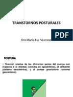 TRANSTORNOS POSTURALES