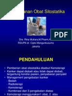 Obat sitostatika