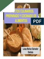 aspectos culinarios