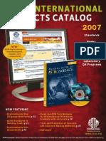 Astm Catalog