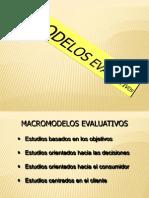 09 Modelos Evaluativos - original.ppt