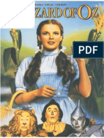 Cover and Index - Wizard of Oz