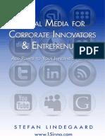 Social Media for Corporate Innovators and Entrepreneurs