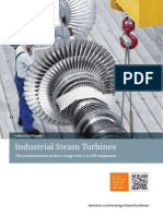 Industrial Steam Turbines En