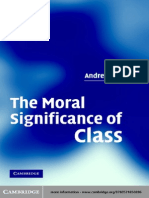 the Moral Significance of Class