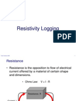 09 Resistivity Logging
