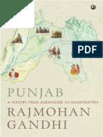 Gandhi, Rajmohan - Punjab_ a History From Aurangzeb to Mountbatten