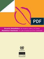 Anuario Estadístico de América Latina