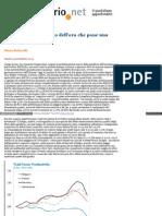 News Economia e Finanza 2014 SPY FINANZA Il Risiko Dell'Oro