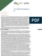 News Economia e Finanza 2014 SPY FINANZA Italia, Tre Strade