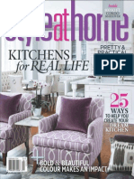 Style at Home Magazine February 2014