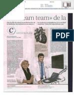 El Dr. Rodrigo García-Alejo en el Dream Team de La Medicina