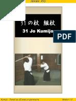 Aikido - 31 No Kumijo - 01 - 22 - Katas - C_Tissier - Morihiro Saito