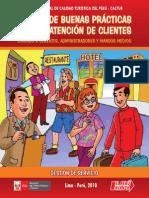 Manual de Buenas Prácticas Para La Atención de Clientes