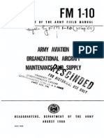 Organize Aircraft Maintance and Supplys