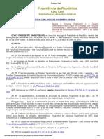 Decreto Nº 7356