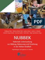 NUBBEK Broschuere