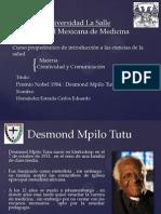 Desmond TuTu (presentacion)