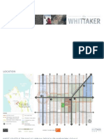 The Whittaker update @ Seattle Design Commission