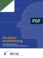 BPtK_Ratgeber_Kostenerstattung