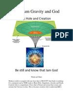 Quantum Gravity and God