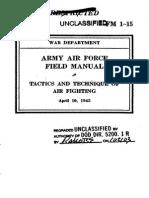 Airforce Tactics Manaul