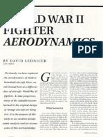 Lednicer Fighter Comparision