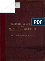 Sketches of Engine and Machine Details 1914