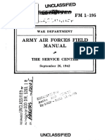 Airforce Service Center Manual