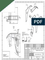 Inyector para Turbina Ossberger