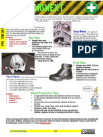 Safety Moment Personal Protective Equipment